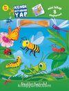 Kendi Kitabını Yap / Böcekleri Keşfedin!
