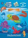 Kendi Kitabını Yap / Deniz Hayatını Keşfedin!