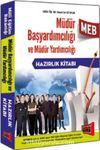 2016 MEB Müdür Başyardımcılığı ve Müdür Yardımcılığı Hazırlık Kitabı
