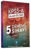 2020 KPSS A Grubu Alan Bilgisi 5 Deneme Çözümlü