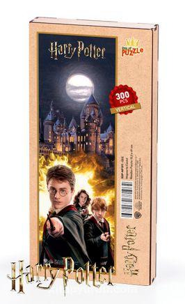 Harry Potter - Hogwarts Castel Ahşap Puzzle 300 Parça (KOP-HP197 - CCC) Lisanslı Ürün