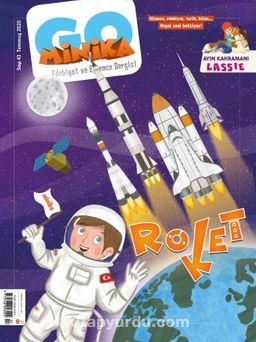 minikaGO Aylık Çocuk Dergisi Sayı: 43 Temmuz 2020