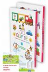 Çocuklar İçin Elif Be 1-2. Cilt (2 Kitaplık Set)