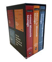 Görsel Sözlükler Mimarlık - İç Mimarlık Seti (3 Kitap)