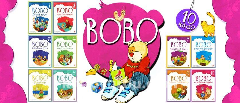 Bobo Masal Seti (10 Kitap) - Berna Yeşilova pdf epub