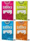 Mandala Sudoku (4 Kitap Set)