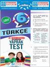 6. Sınıf Türkçe Yeni Nesil Yaprak Test