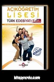 Açıköğretim Lisesi Türk Dili ve Edebiyatı 3 Ders Fasikülü
