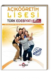 Açıköğretim Lisesi Türk Dili ve Edebiyatı 8 Ders Fasikülü