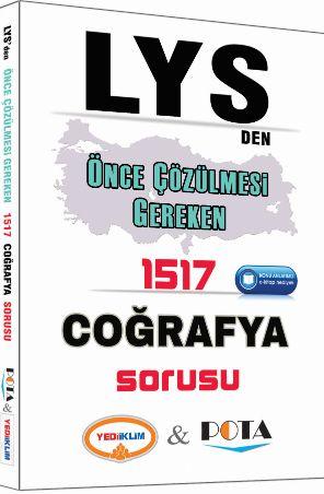 LYS'den Önce Çözülmesi Gereken 1517 Coğrafya Sorusu - Kollektif pdf epub