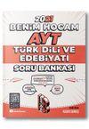 2021 AYT Türk Dili Ve Edebiyatı Soru Bankası