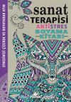 Sanat Terapisi / Antistres Boyama Kitabı