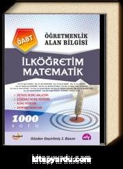 Öğretmenlik Alan Bilgisi İlköğretim Matematik (ÖABT)
