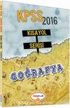 2016 KPSS Coğrafya Kısayol Serisi