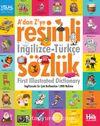 A'dan Z'ye Resimli İngilizce-Türkçe Sözlük / İngilizce'de En Çok Kullanılan 1000 Kelime