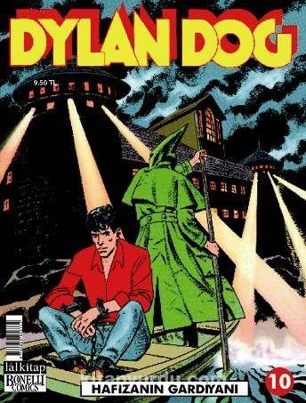 Dylan Dog Sayı:10 / Hafızanın Gardiyanı - Carlo Ambrosini pdf epub