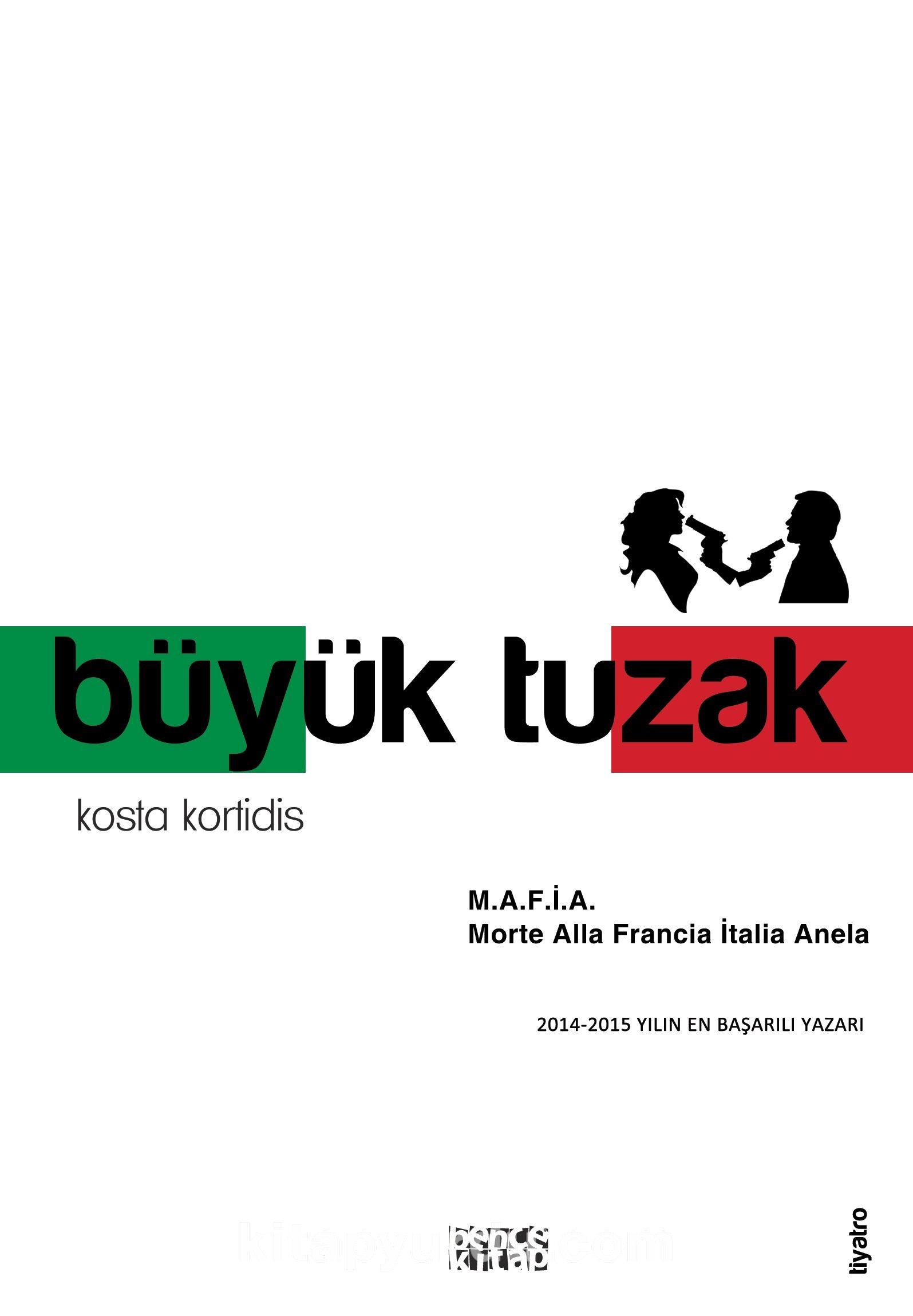 Büyük Tuzak - Kosta Kortidis pdf epub
