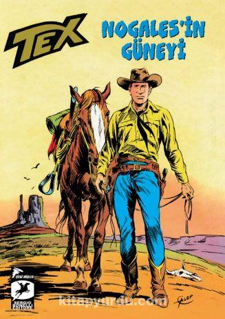 Tex Klasik Seri 16 / Nogales'in Güneyi-Kristal Fetiş - Giovanni Luigi Bonelli pdf epub