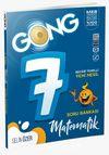 Gong 7. Sınıf Matematik Soru Bankası