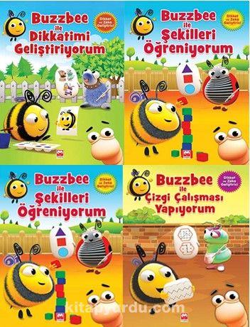 Buzzbee Serisi (4 Kitap) - Kollektif pdf epub