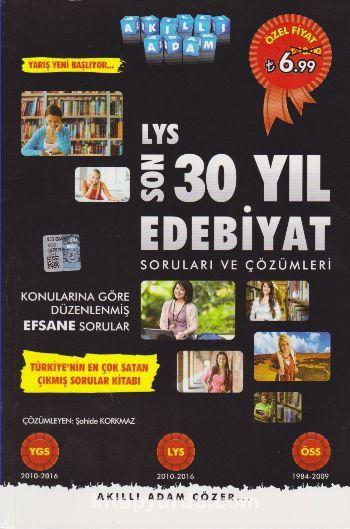 Son 30 Yıl LYS Edebiyat Soruları ve Çözümleri - Kollektif pdf epub