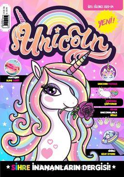 Unicorn Dergi Eylül 2020