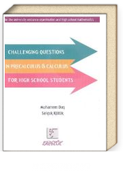 Challenging Questions in Precalculus - Calculus For High School Students