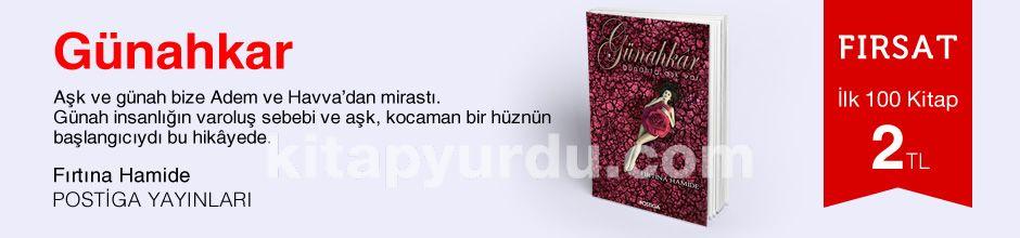 Fırsat ilk 100 kitap 2 TL - Fırtına Hamide - Günahkar