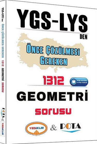 YGS-LYS'den Önce Çözülmesi Gereken 1312 Geometri Sorusu - Kollektif pdf epub