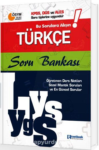 YGS-LYS Türkçe Soru Bankası - Kollektif pdf epub