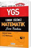 YGS Tamamı Çözümlü Matematik Soru Bankası