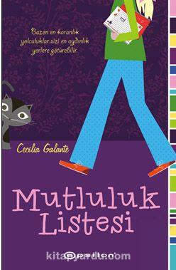 Mutluluk Listesi - Cecilia Galante pdf epub