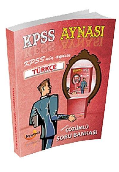 2016 KPSS Aynası Türkçe Çözümlü Soru Bankası - Kollektif pdf epub