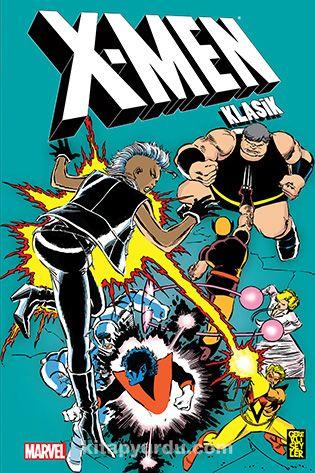 X-Men Klasik Sayı:7 - Chris Claremont pdf epub