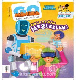minikaGO Aylık Çocuk Dergisi Sayı: 45 Eylül 2020