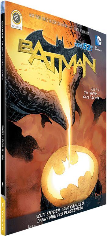Batman Cilt 4 / Yıl Sıfır - Gizli Şehir - Scott Snyder pdf epub
