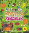 Renk Renk Boya / Meyveler Sebzeler