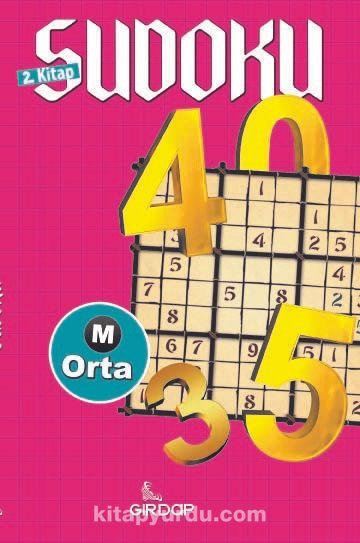 Sudoku 2 (Orta Seviye) - Salim Toprak pdf epub
