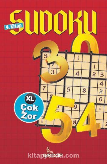 Sudoku 4 (Çok Zor) - Salim Toprak pdf epub