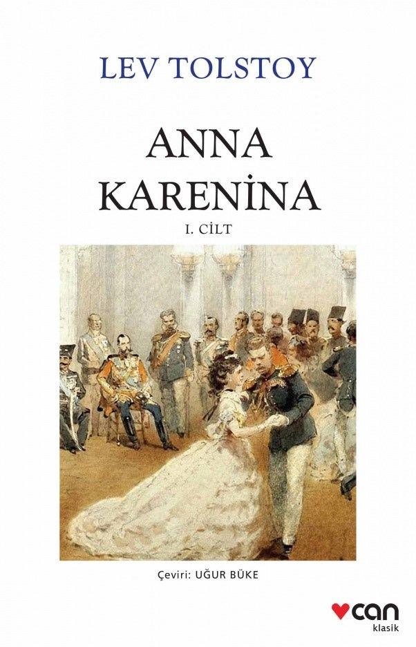 Anna Karenina (2 Cilt Takım) PDF Kitap İndir