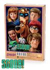 Scooby Doo - Together Ahşap Puzzle 108 Parça (KOP-SD247 - C) Lisanslı Ürün