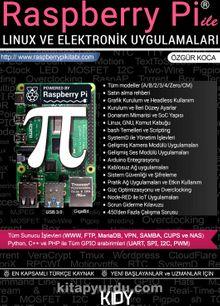 Raspberry Pi ile Linux Ve Elektronik Uygulamaları
