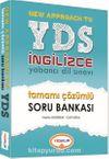 New Approach YDS İngilizce Tamamı Çözümlü Soru Bankası