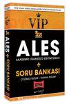 2021 ALES VIP Tamamı Çözümlü Soru Bankası