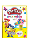 Play-doh 55 Parça Kırtasiye Seti (ST005)