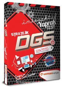 2016 StratejikDGS İnteraktifYaprak Testleri (Çek Kopar) - Kollektif pdf epub