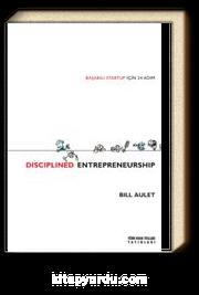 Dıscıplined Entrepreneurship & Başarılı Startup İçin 24 Adım