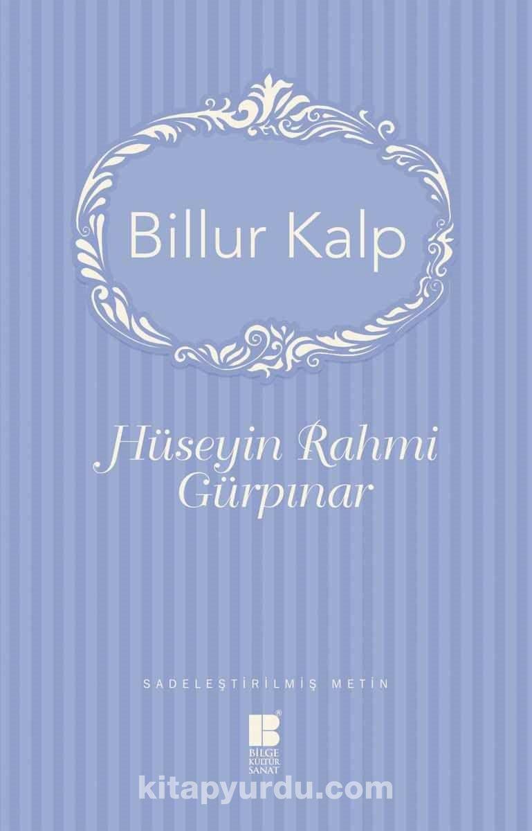 Billur Kalp - Hüseyin Rahmi Gürpınar pdf epub