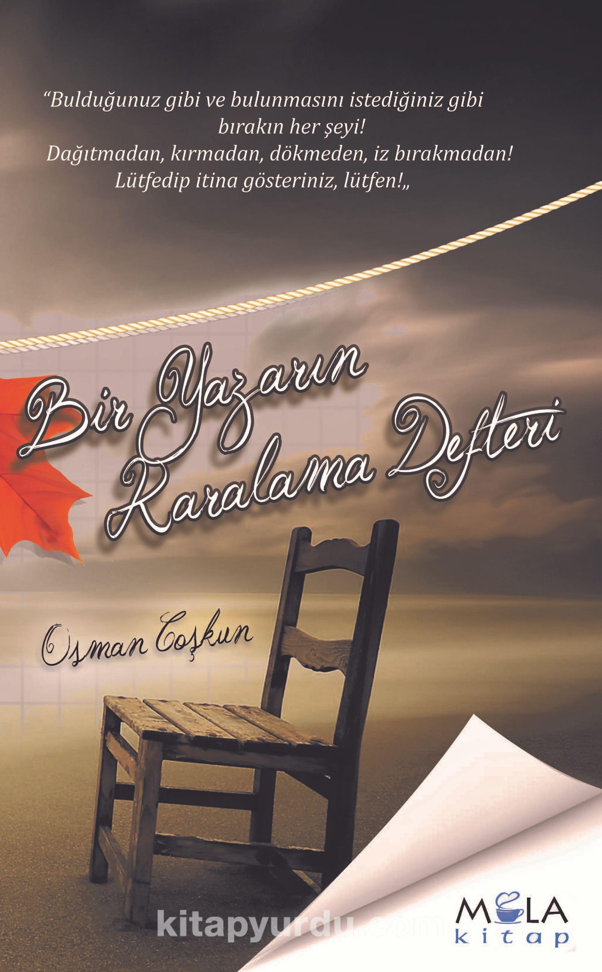 Bir Yazarın Karalama Defteri - Osman Coşkun pdf epub