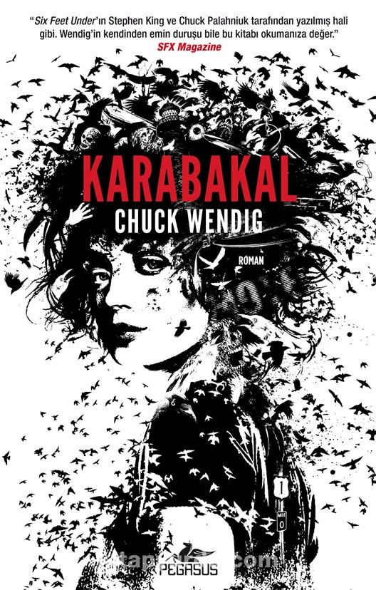 Karabakal - Chuck Wendig pdf epub
